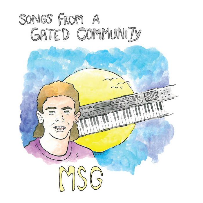Songs From A Gated Community cover art