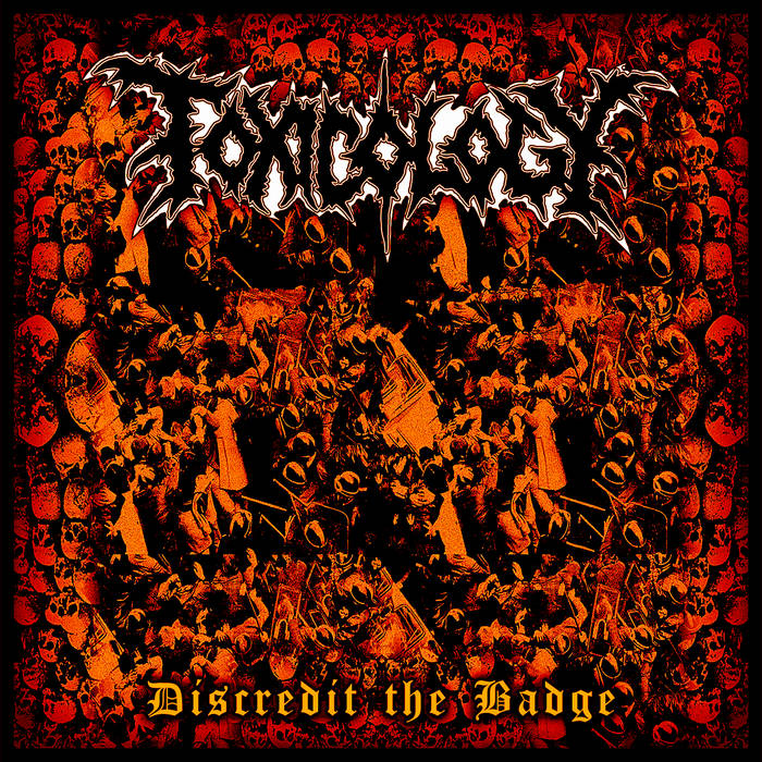 Discredit The Badge [DEMO] cover art