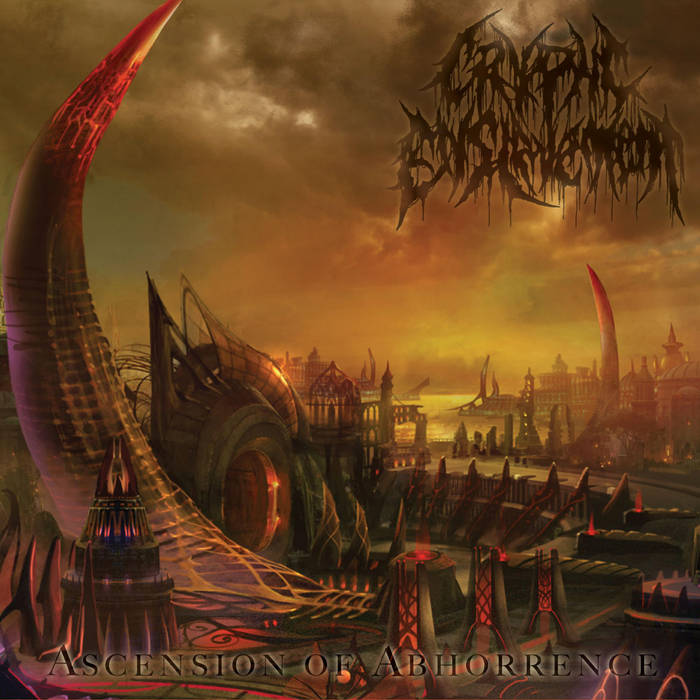 Ascension of Abhorrence cover art