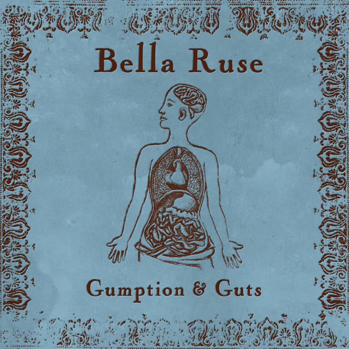 Gumption & Guts: The Single cover art