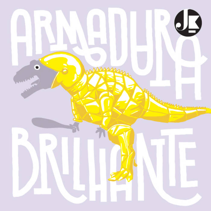 Armadura Brilhante cover art