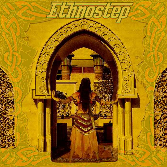 Ethnostep 4 cover art
