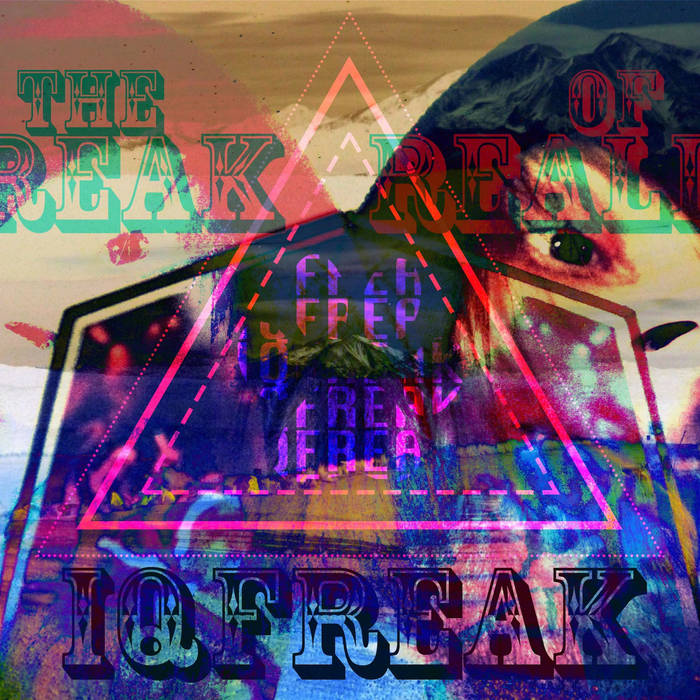 The Freak of Reality cover art