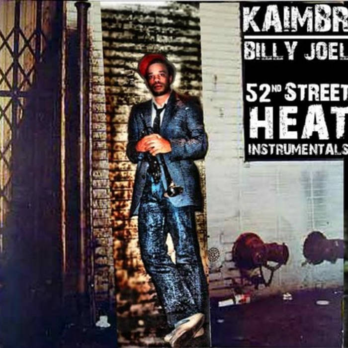 52nd Street Heat cover art