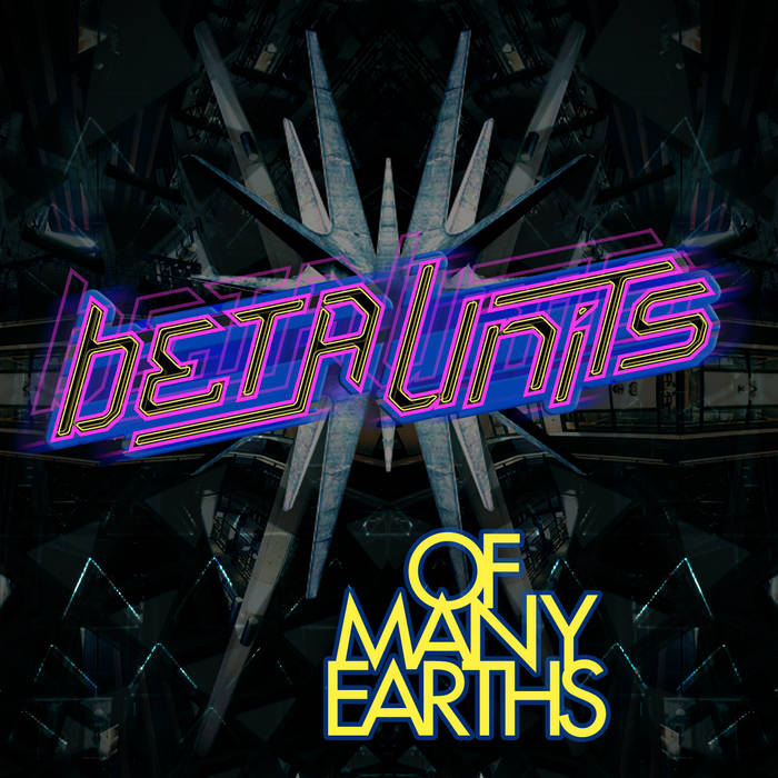 OF MANY EARTHS cover art
