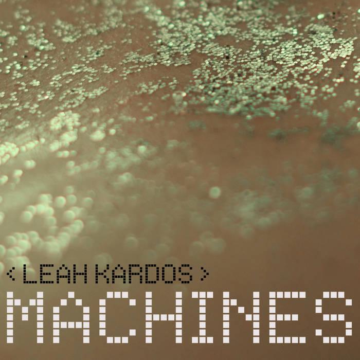 Machines cover art