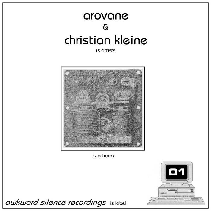 Arovane / Christian Kleine cover art