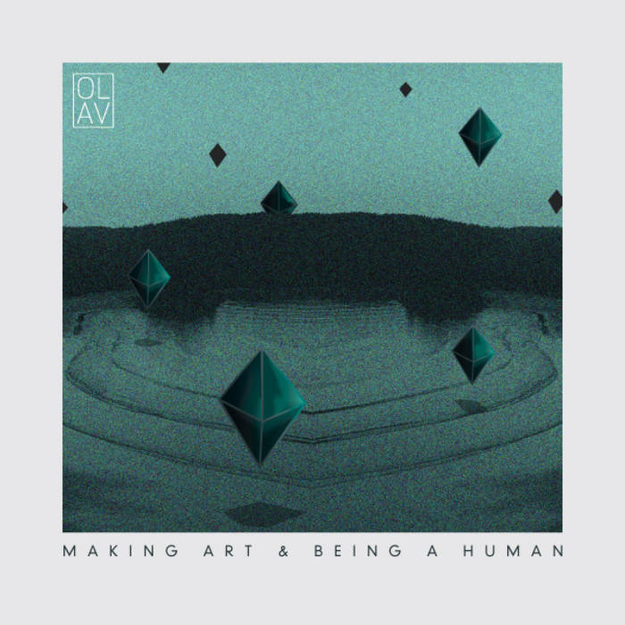 Making Art & Being a Human EP cover art