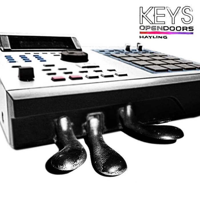 KeysOpenDoors cover art