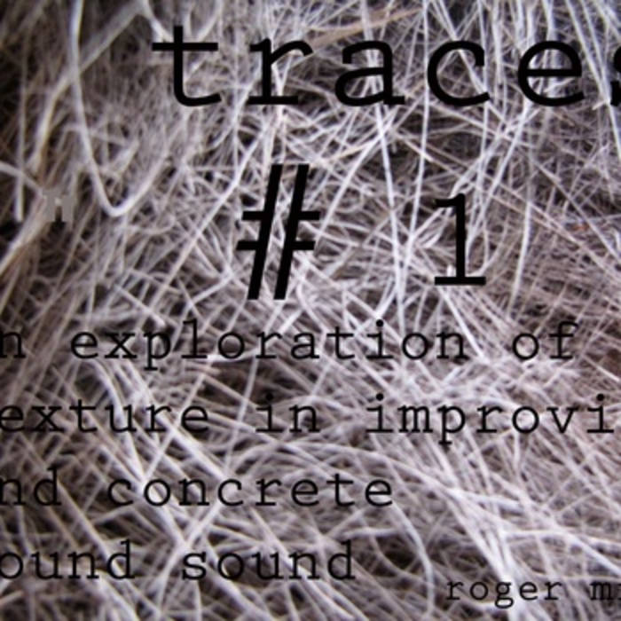 Traces#1 cover art