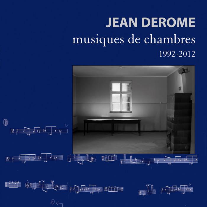 Musiques de chambres cover art