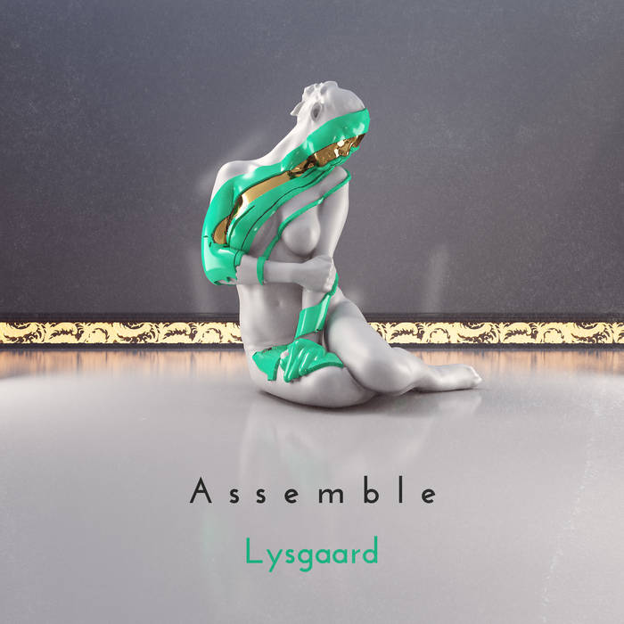 Assemble EP cover art