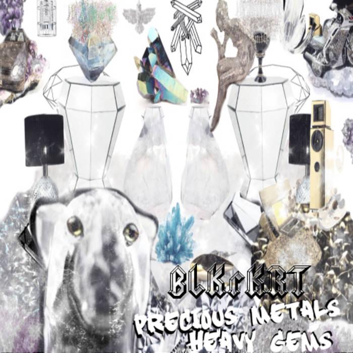 Precious Metals, Heavy Gems cover art