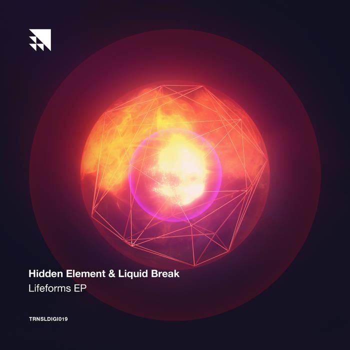 Lifeforms EP cover art