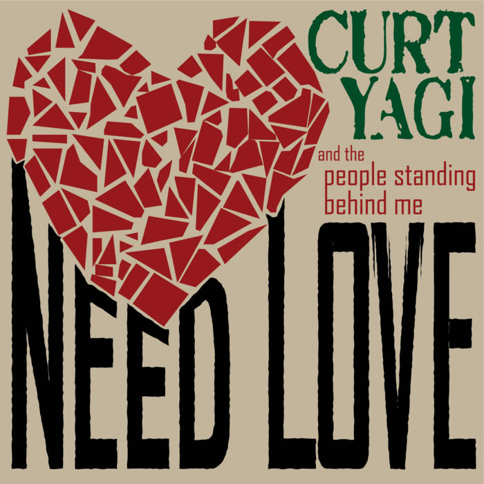 Need Love cover art