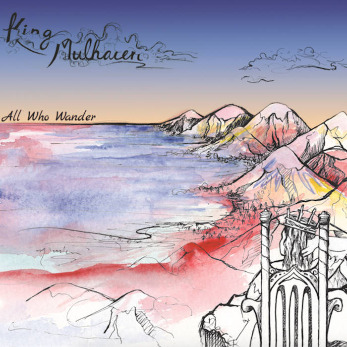 All Who Wander cover art