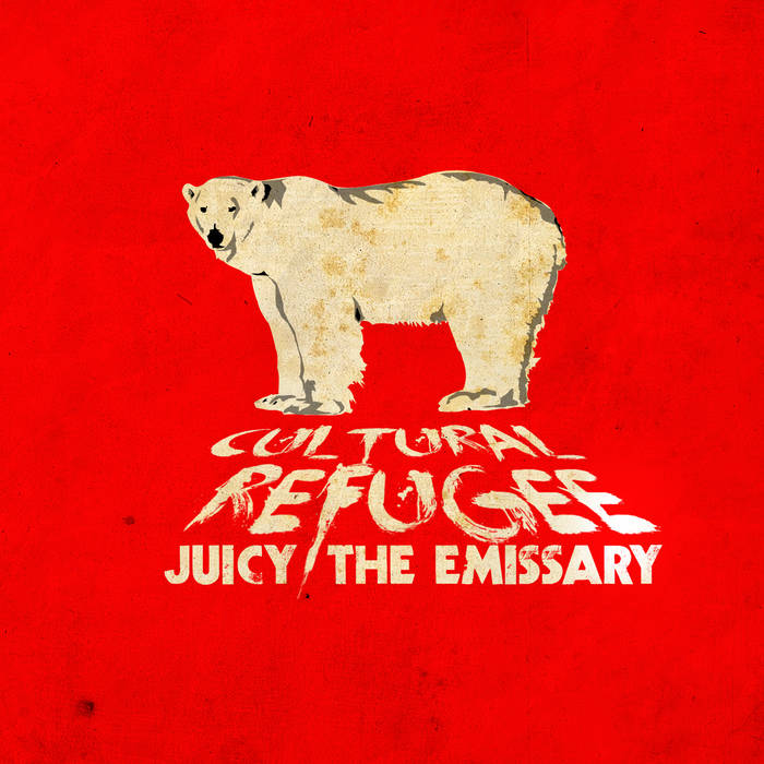 Cultural Refugee cover art