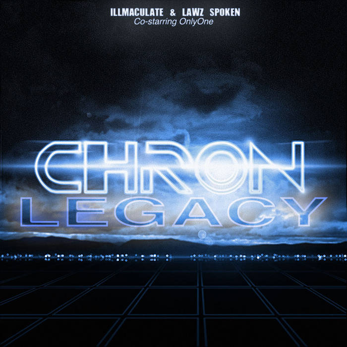 CHRON: Legacy cover art