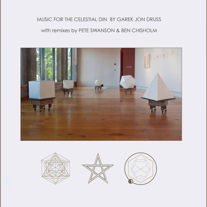 Music For The Celestial Din cover art