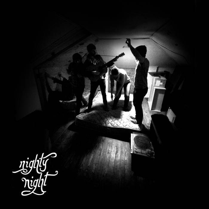 Nighty Night LP cover art