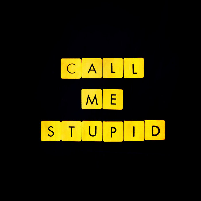Call Me Stupid cover art