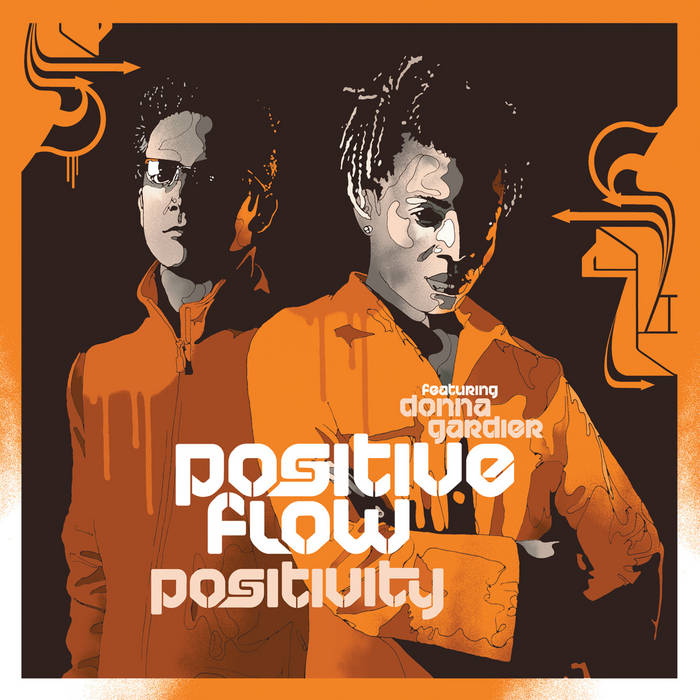 Positivity cover art
