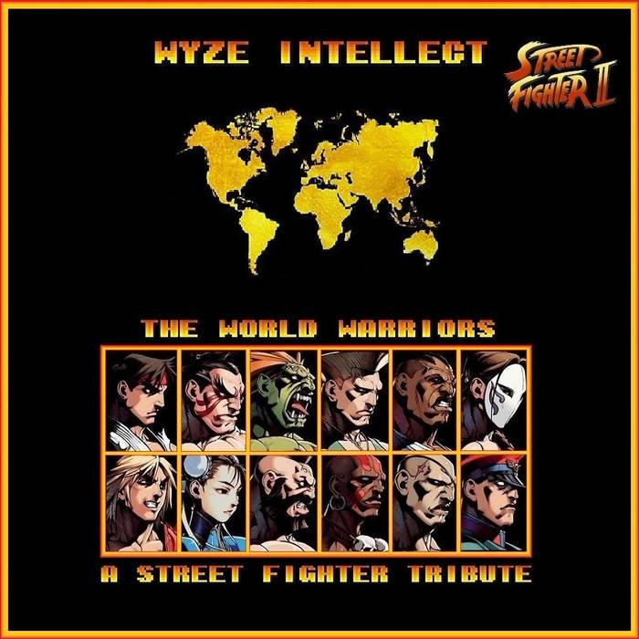 The World Warriors cover art