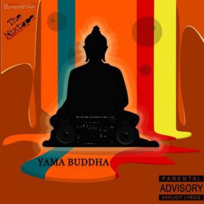 """""""Yama Buddha"""" cover art"""