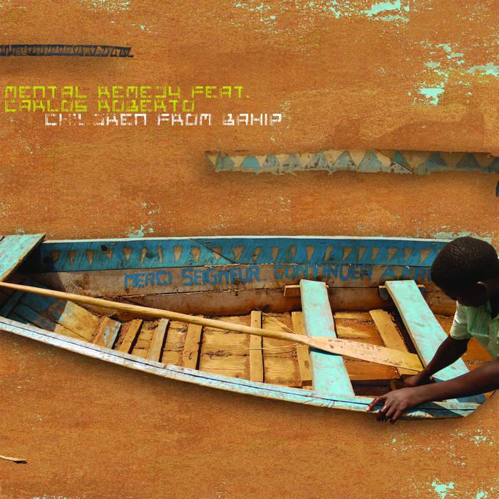 """Children From Bahia - 12"""" Vinyl cover art"""