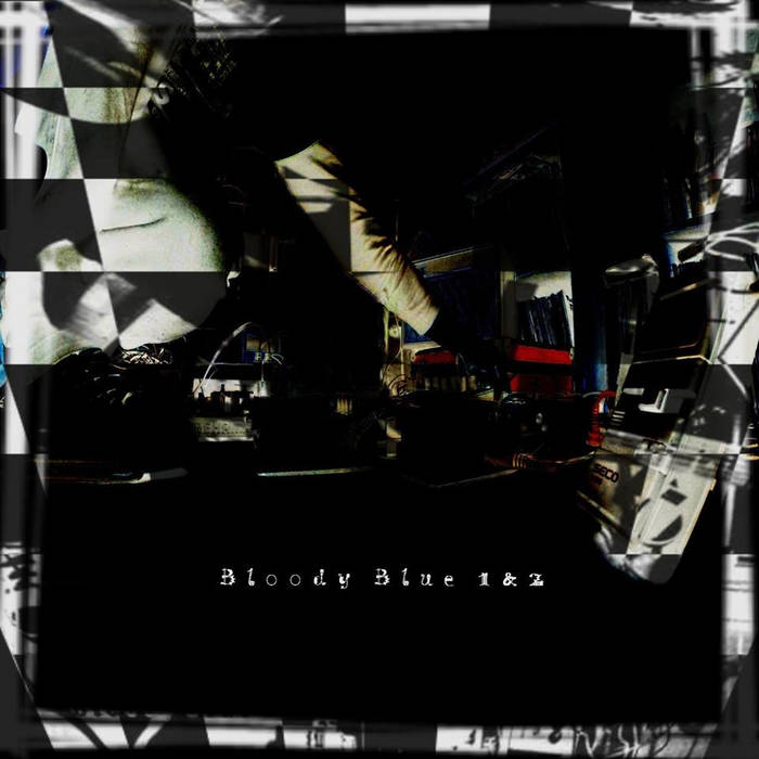 Bloody Blue - 1&2 GHGR8914 cover art