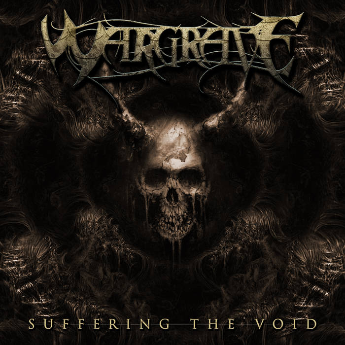 Suffering the Void cover art