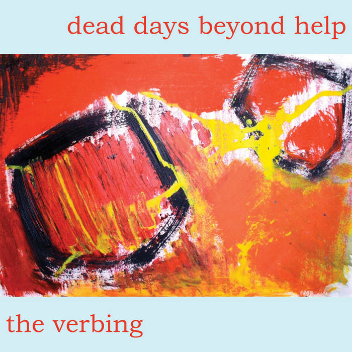 The Verbing cover art