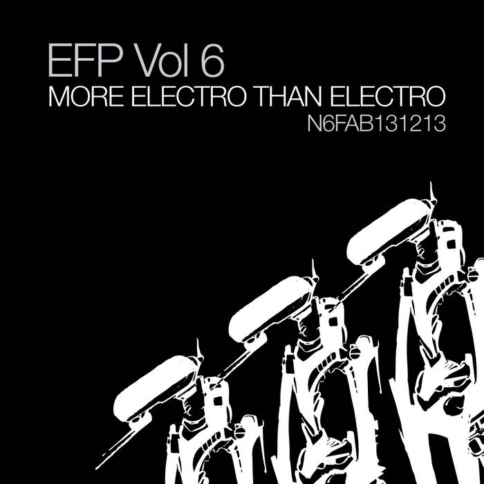 EFP Vol 06: More Electro Than Electro cover art