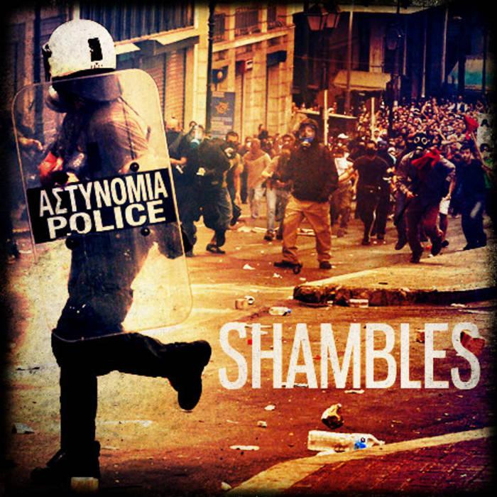 Shambles EP cover art