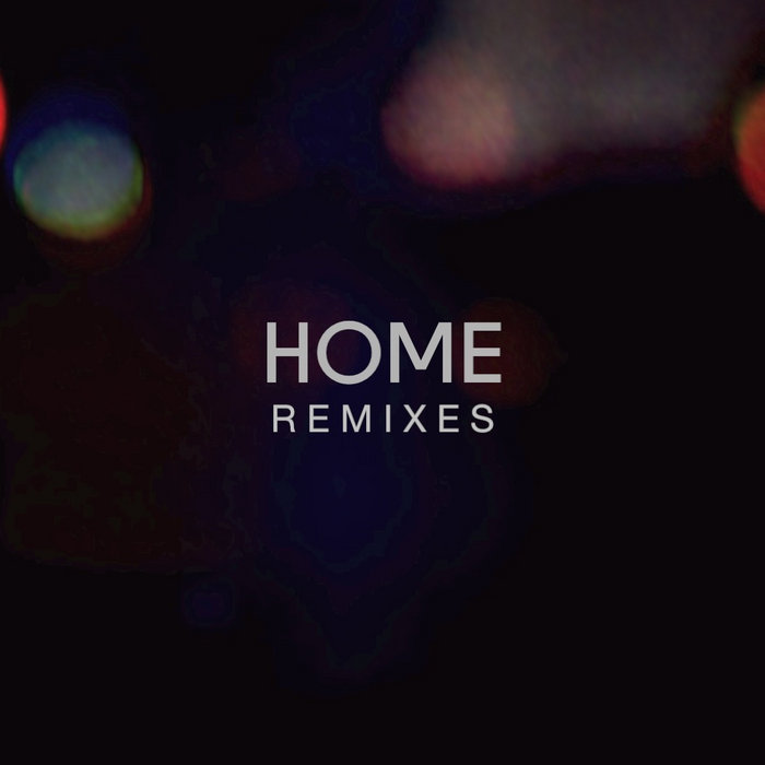 HOME REMIXES cover art
