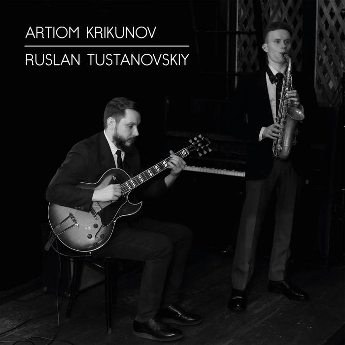 Artiom Krikunov & Ruslan Tustanovskiy cover art