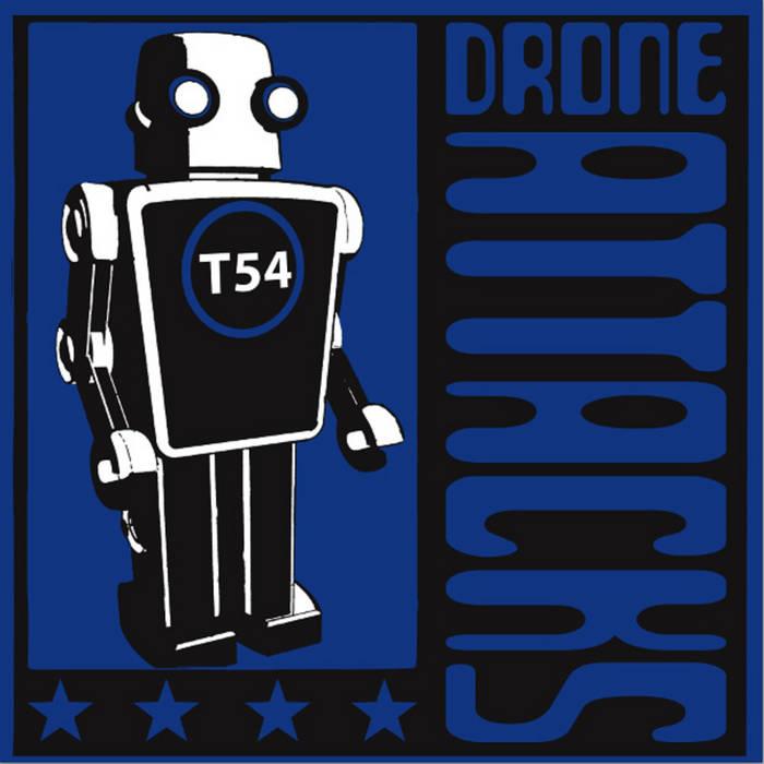 Drone Attacks Deluxe cover art