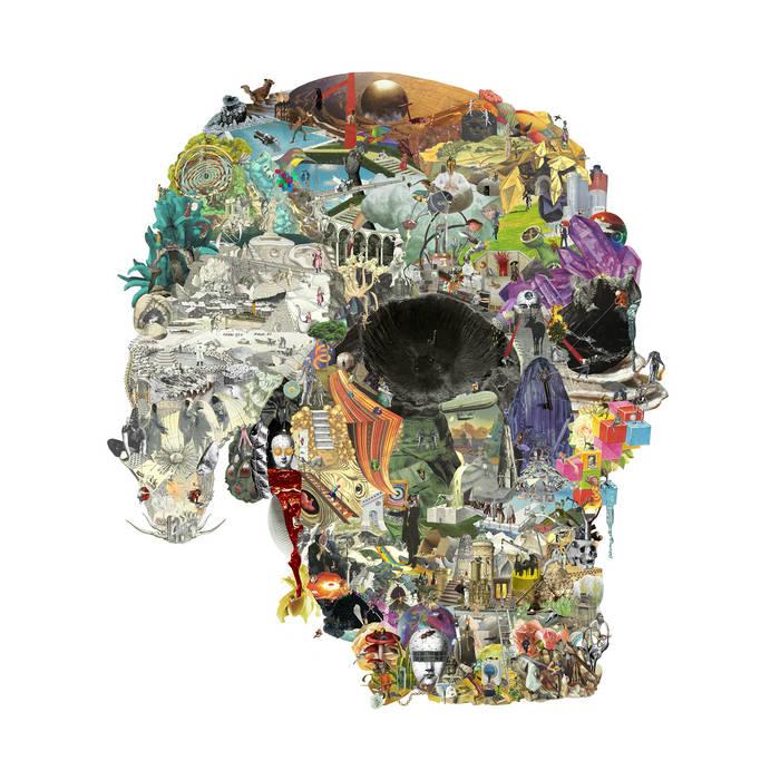 Lab Rats, Escape! (LP) cover art