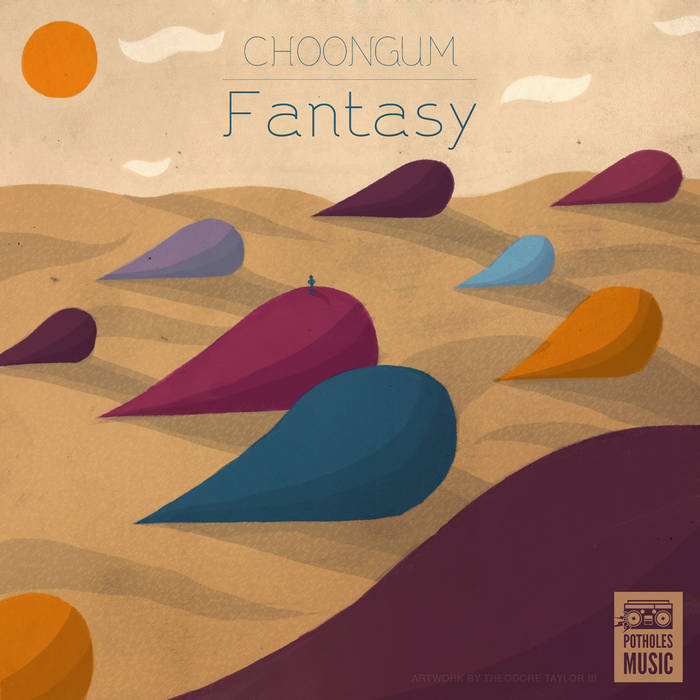 Fantasy EP cover art