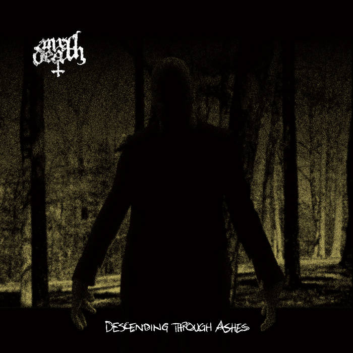 Descending Through Ashes cover art