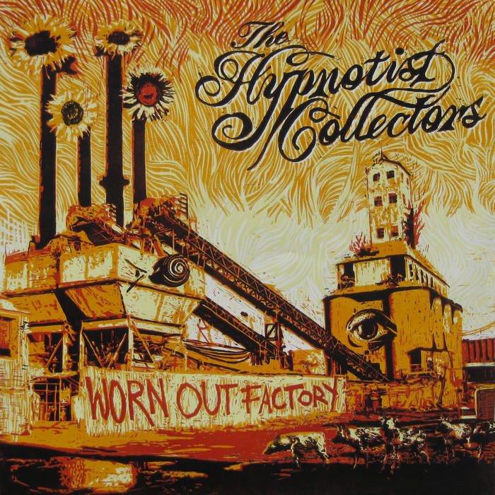 Worn Out Factory cover art
