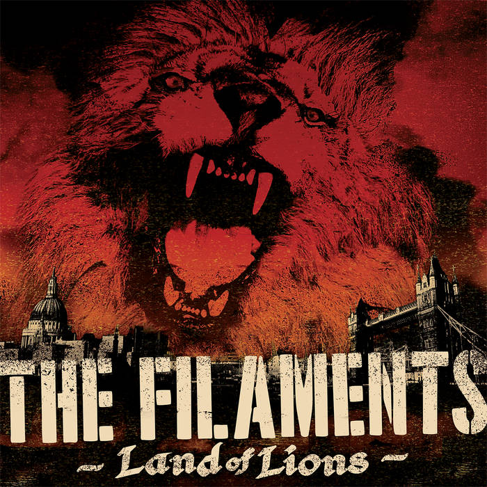Land of Lions cover art