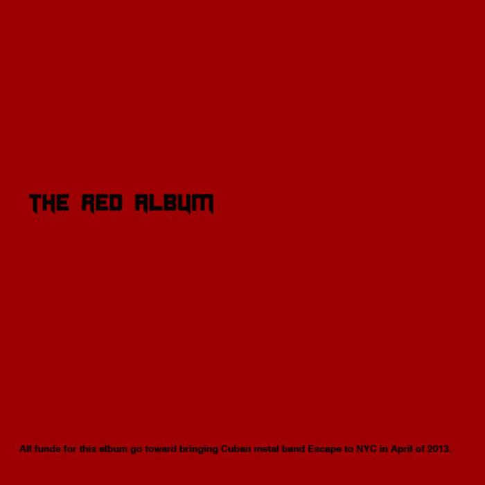 The Red Album cover art