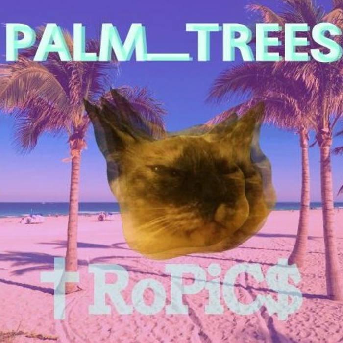 Tropics EP cover art