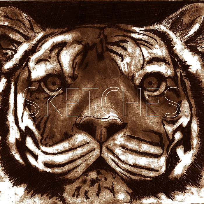 Sketches - EP cover art
