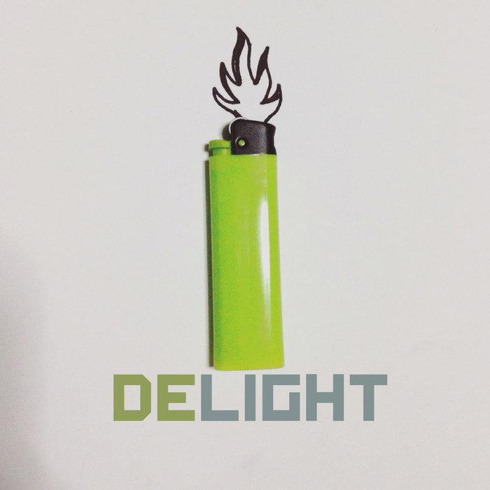 DELIGHT cover art