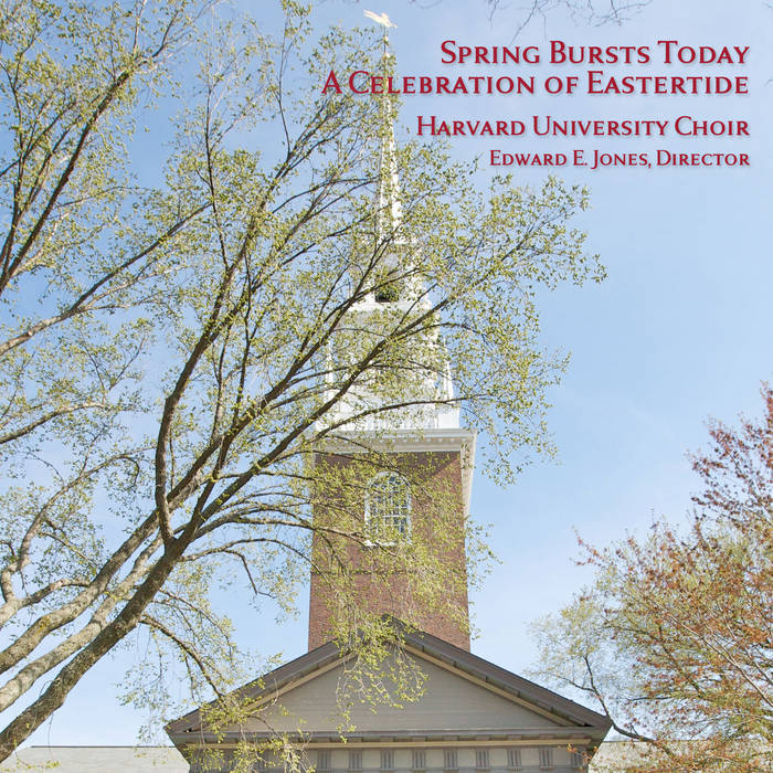 Spring Bursts Today: A Celebration of Eastertide cover art