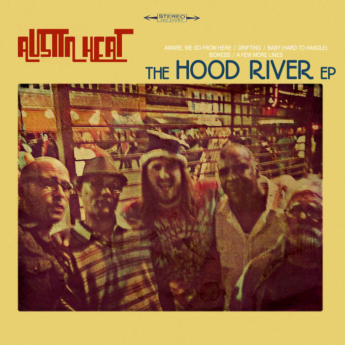 The Hood River EP cover art
