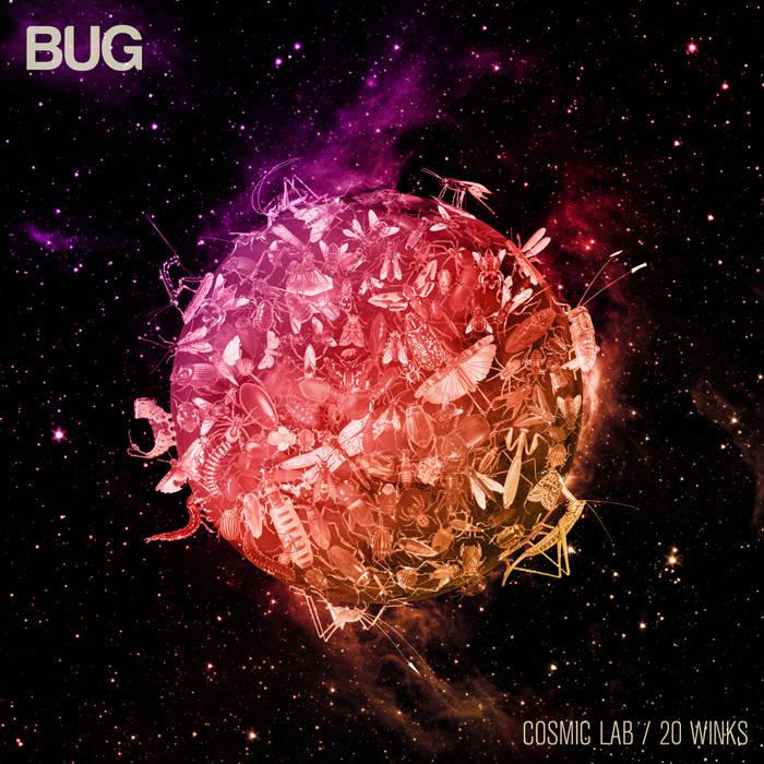 Cosmic Lab / 20 Winks cover art
