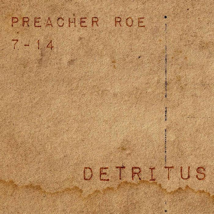 Detritus cover art